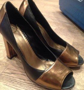 Туфли carnaby кожаные