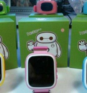 Детские умные часы с GPS Smart Baby Watch