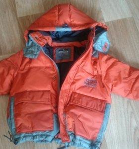Куртка детская 110р.
