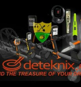 Металлодетектор Deteknix