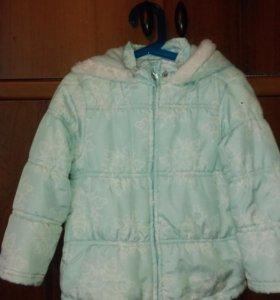 Весенне-осенняя курточка от 3 до 5 лет
