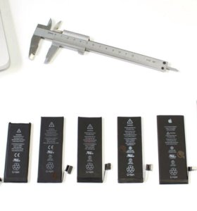 iPhone аккумуляторы