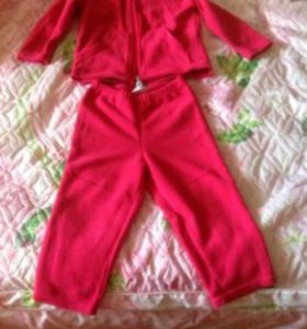 Флисовый костюм Рейма