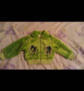 Весенне-осенняя курточка для девочки
