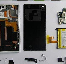 Sony  z2 d6503 и sony ZR c5503/c5502