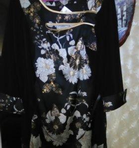 Блузка новая,размер 48-50; ц.2100 р.
