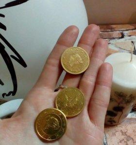 Галлеон монета