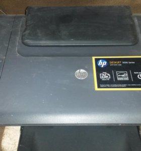 Пртнтор сканер