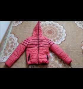 Продам куртку .Зима