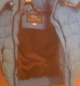 Куртка на мальчика 1,5-3 года