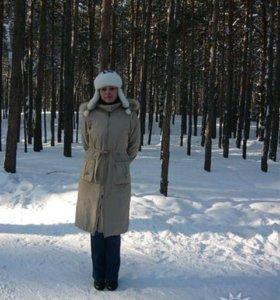 Пальто,синтепон