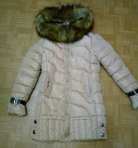 Зимняя куртка xs, s