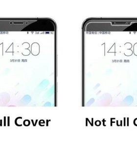 Защитное стекло для смартфона Meizu m3s