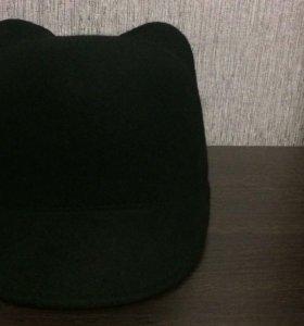 Фетровая шляпка новая!