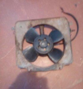 Вентилятор радиатора Ваз 2108,09