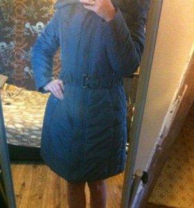 Пальто.теплое