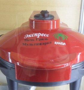 Электрическая печь гриль