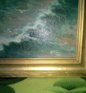 Картины известного уральского художника Пермякова