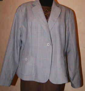 Пиджак серый модис
