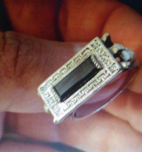 Серебряный перстень 925 проба