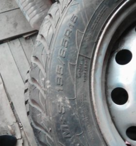 Goodyear резина шины диски
