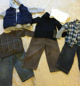 Одежда пакетом р-р 86