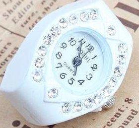 Часы-кольцо новое