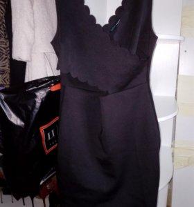 Коктейльное платье 44-46