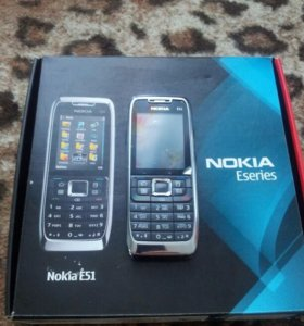 Телефон Nokia E51-1