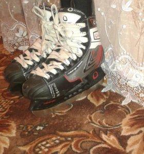 Коньки хоккейные- iceberger размер-39