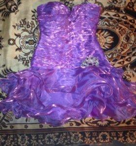 Платье на праздник, выпускной