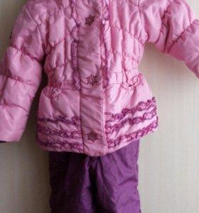Детский комплект зимней одежды