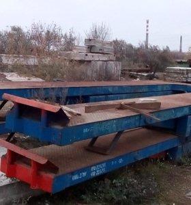 Подъёмник грузовой электро-гидравлический 12Г272м