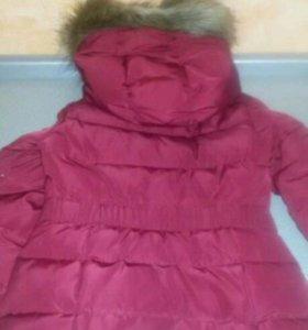 Куртка зара зима