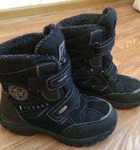 Зимние ботинки Kapika 39 размер