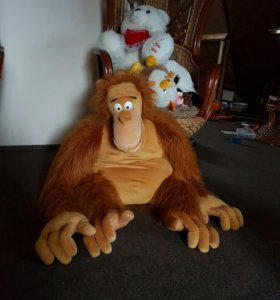 обезьяна мягкая