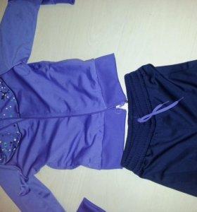 Спортивный костюм puma для девочки