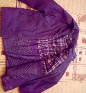 Куртка мужская на подкладке