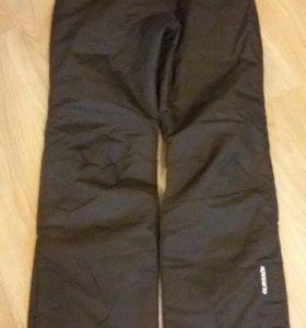 Новые горнолыжные брюки