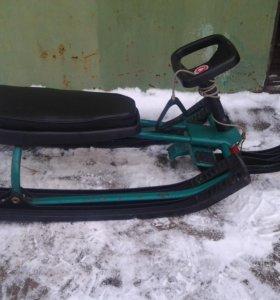 Снегокат Аргамак б.у.