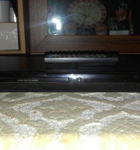 Телевизор+ DVD