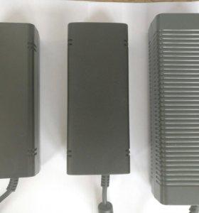 Блоки питания на Xbox 360 Slim и Phat
