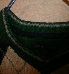 Модный свитер.Tommy Hilfiger