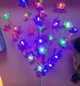 Светильник Дерево