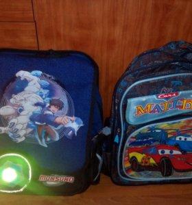 2 рюкзака