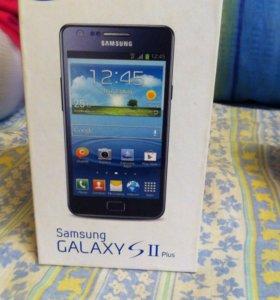 Коробка от Samsung galaxy s2