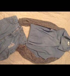 Рубашка джинсовая asos