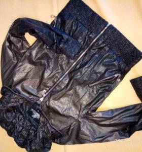 Куртка на девочку  147-152