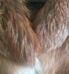 Меховой жилет