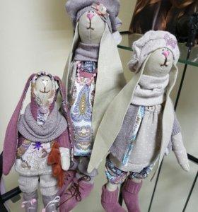 Куколки зайки